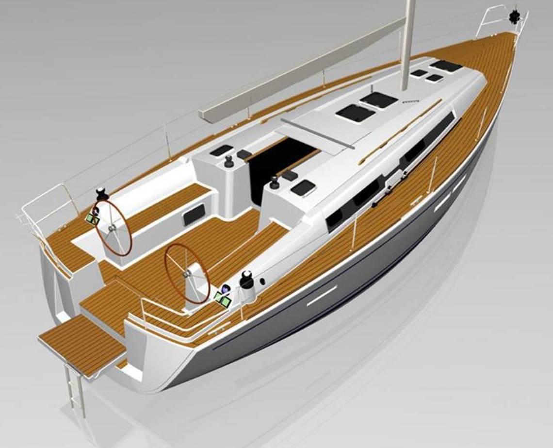 vendu   dufour yachts dufour 405  occasion  603