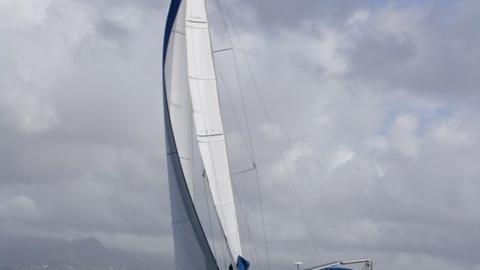 Gibert Marine Gib'Sea 414 : En navigation