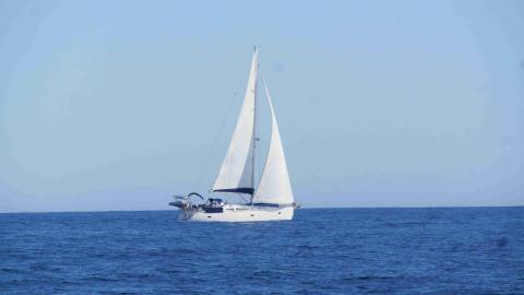 Elan 434: Navigation dans les Antilles