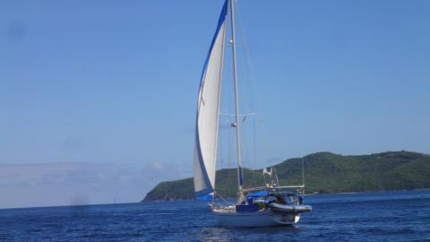 Gib'Sea 44 : En navigation