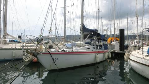 Jeanneau Melody : En marina