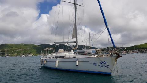 Bénéteau Oceanis 40 CC :
