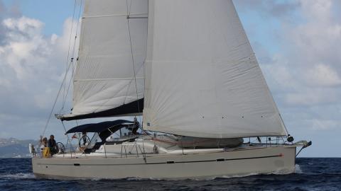 RM Yachts RM 1350  : En navigation