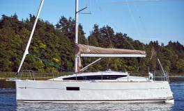 Jeanneau Sun Odyssey 319 : Au mouillage