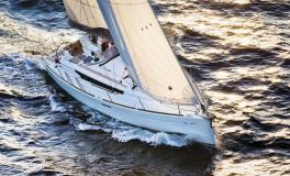 Jeanneau Sun Odyssey 389 : Navigation au près
