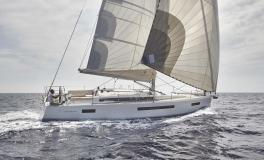 Jeanneau Sun Odyssey 490 : Navigation sous gennaker