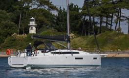 Jeanneau Sun Odyssey 380 : Au mouillage