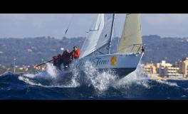 J-Boats - J-Composites J 80 en navigation