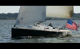 J-Boats - J-Composites J 100 en navigation