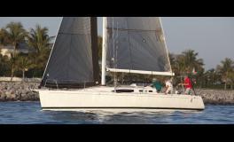 J-Boats J-Composites J 108 en navigation