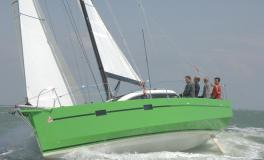 RM Yachts RM 1060 en navigation