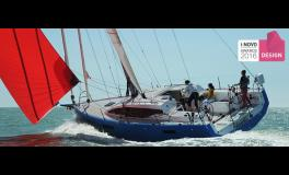 RM Yachts RM 1270 : Navigation sous spinnaker tribord amure