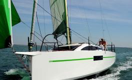 Le RM 970 en navigation