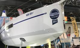 RM 970 vainqueur de l'European Yacht Of The Year 2017 (catégorie family cruiser)