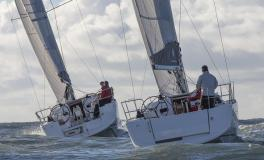 Jeanneau Sun Odyssey 349 : Navigation au près
