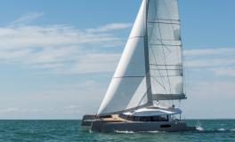 Neel Trimarans Neel 51 : Navigation au près