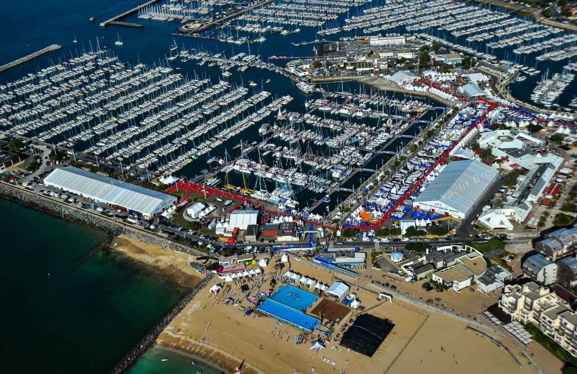 Le grand pavois de la rochelle a c yacht brokers acheter ou vendre votre bateau dans les antilles - La rochelle salon nautique ...