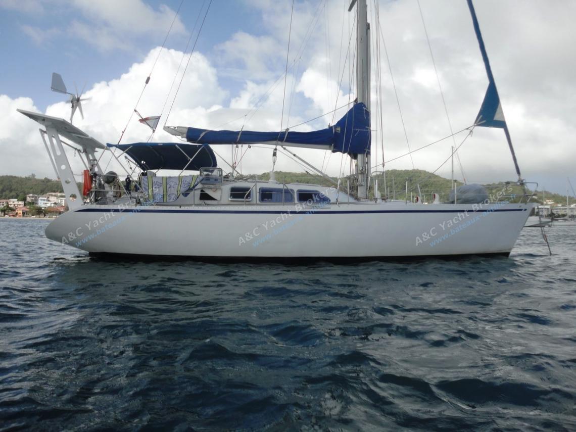 Vendu dujardin icofrance atlantis 430 occasion 516 a for Dujardin yachts