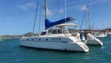 Fountaine Pajot Belize 43 : Au mouillage en Martinique