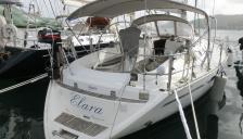 Dufour 50 classic : En marina