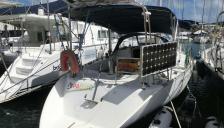 Bénéteau First 35 : En marina