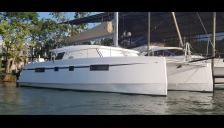 Bavaria Catamarans Nautitech 46 Open : En Marina