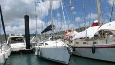 Jeanneau Sun Liberty 34 : Port de plaisance du Marin