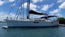 Jeanneau Sun Odyssey 44 i : Au ponton en Martinique