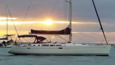 Jeanneau Sun Odyssey 49: Au mouillage en Martinique