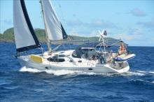 Hunter Marine  : en navigation