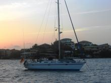 Gibert Marine Gib'Sea 402 : au mouillage