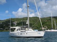 Voyage 12.50: Mouillage en Martinique