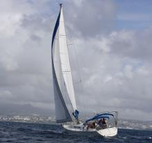 Gibert Marine Gib'Sea 414 : En navigation