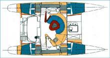 Athena 38 : Plan d'aménagement