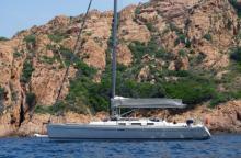 Au mouillage - Dufour Yachts Dufour 44 Performance, Occasion (2008) - France (Ref 265)