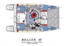 Belize 43 : Plan d'aménagement