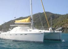 Mouillage en Caraïbes - Alliaura Marine Privilege 495, Occasion (2006) - Caraïbes (Ref 300)