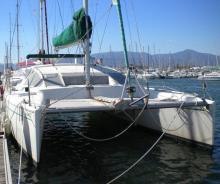 En marina - Pro Kennex Kennex 380, Occasion (1995) - France (Ref 158)
