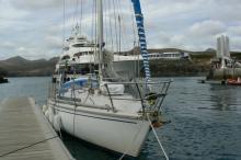 Au ponton - Jeanneau Gin Fizz sloop, Occasion (1975) - Martinique (Ref 311)