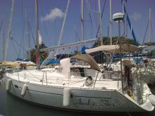 En marina - Bénéteau Oceanis 361, Occasion (1999) - Martinique (Ref 405)