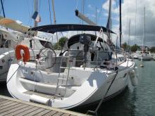 En marina - Jeanneau Sun Odyssey 42I, Occasion (2007) - Guadeloupe (Ref 434)