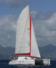 En navigation - Nautitech Nautitech 47, Occasion (2004) - Martinique (Ref 442)