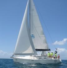 En navigation - Dufour Yachts Dufour 385 Grand' Large, Occasion (2005) - Guadeloupe (Ref 482)