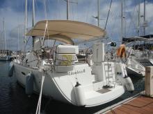 En marina - Bénéteau Oceanis 40, Occasion (2008) - Martinique (Ref 486)