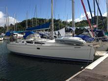 Jeanneau Sun Odyssey 35 : Vue de profil
