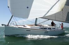 Navigation sous spinnaker - Dufour Yachts Dufour 40 E Performance, Neuf - France (Ref 16)
