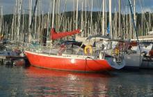 Gibert Marine Gib' Sea 37 : Vue sur l'arrière babord