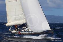 X Yachts X 442 : En navigation