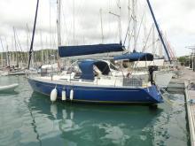 Marine Projects  Sigma 41 : En marina
