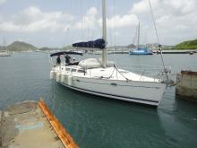 Sun Odyssey 40.3: Navigation